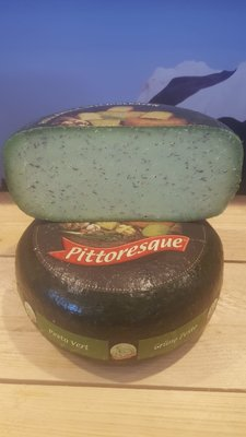 Pesto kaas Pittoresque (v.a. 500 gram)